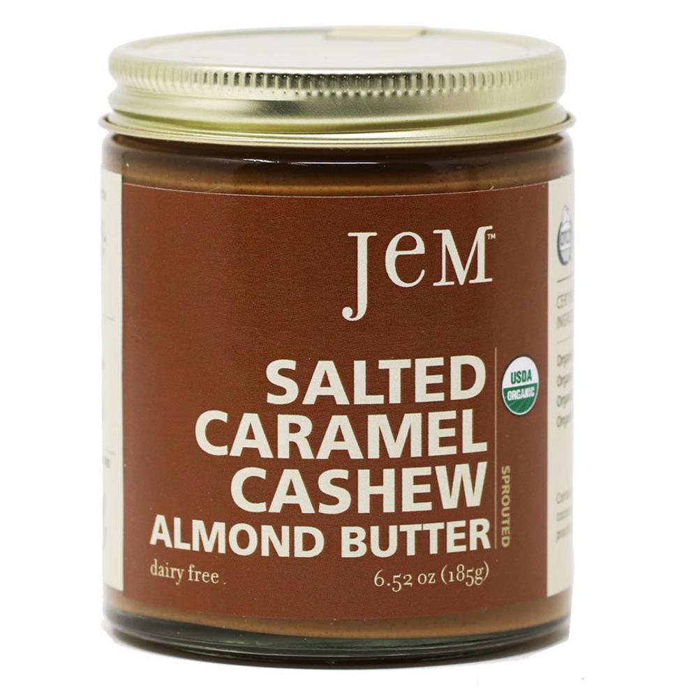 SALTED CARAMEL ALMOND BUTTER