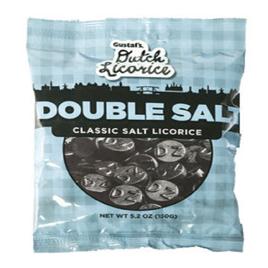 DOUBLE SALT LICORICE