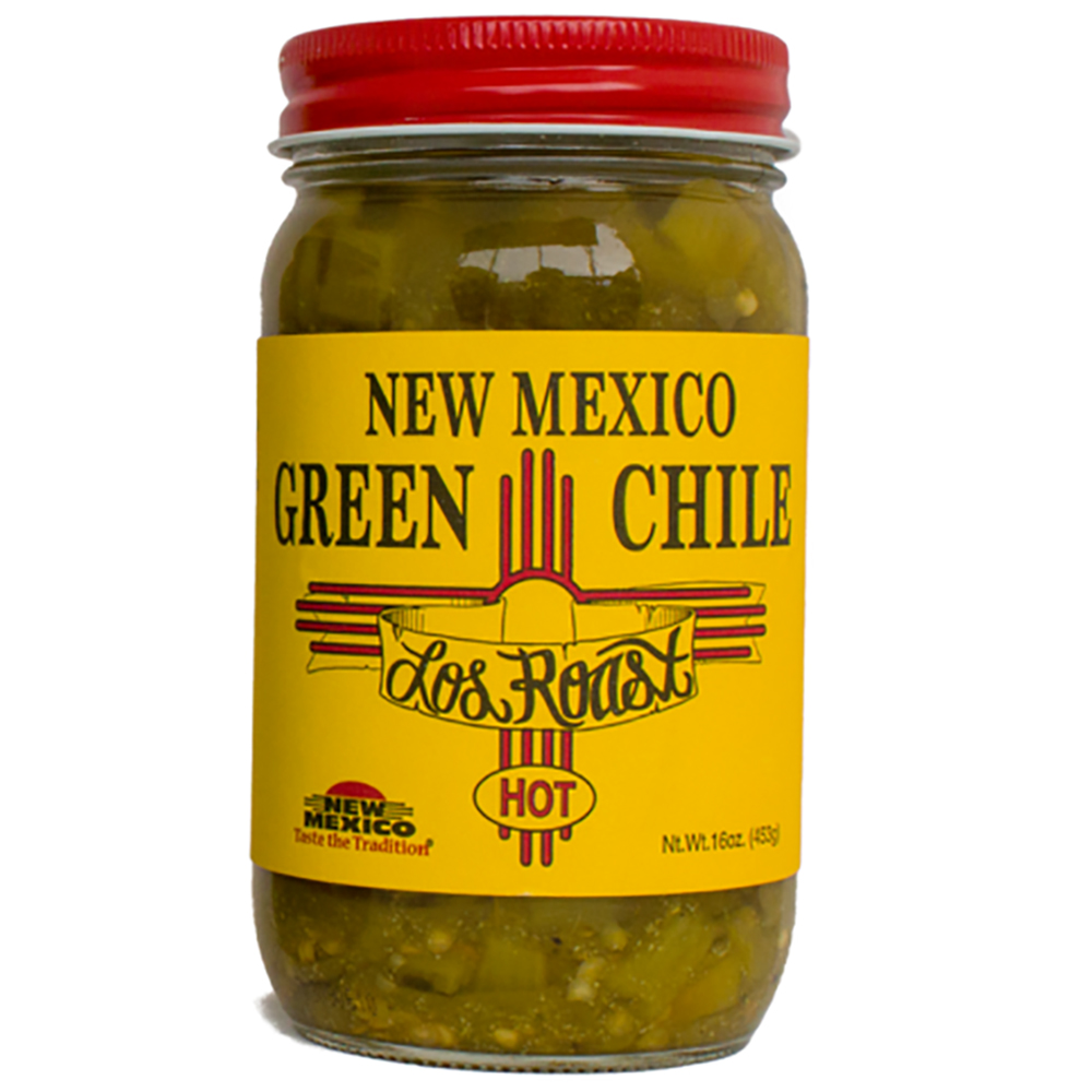 HOT GREEN CHILE