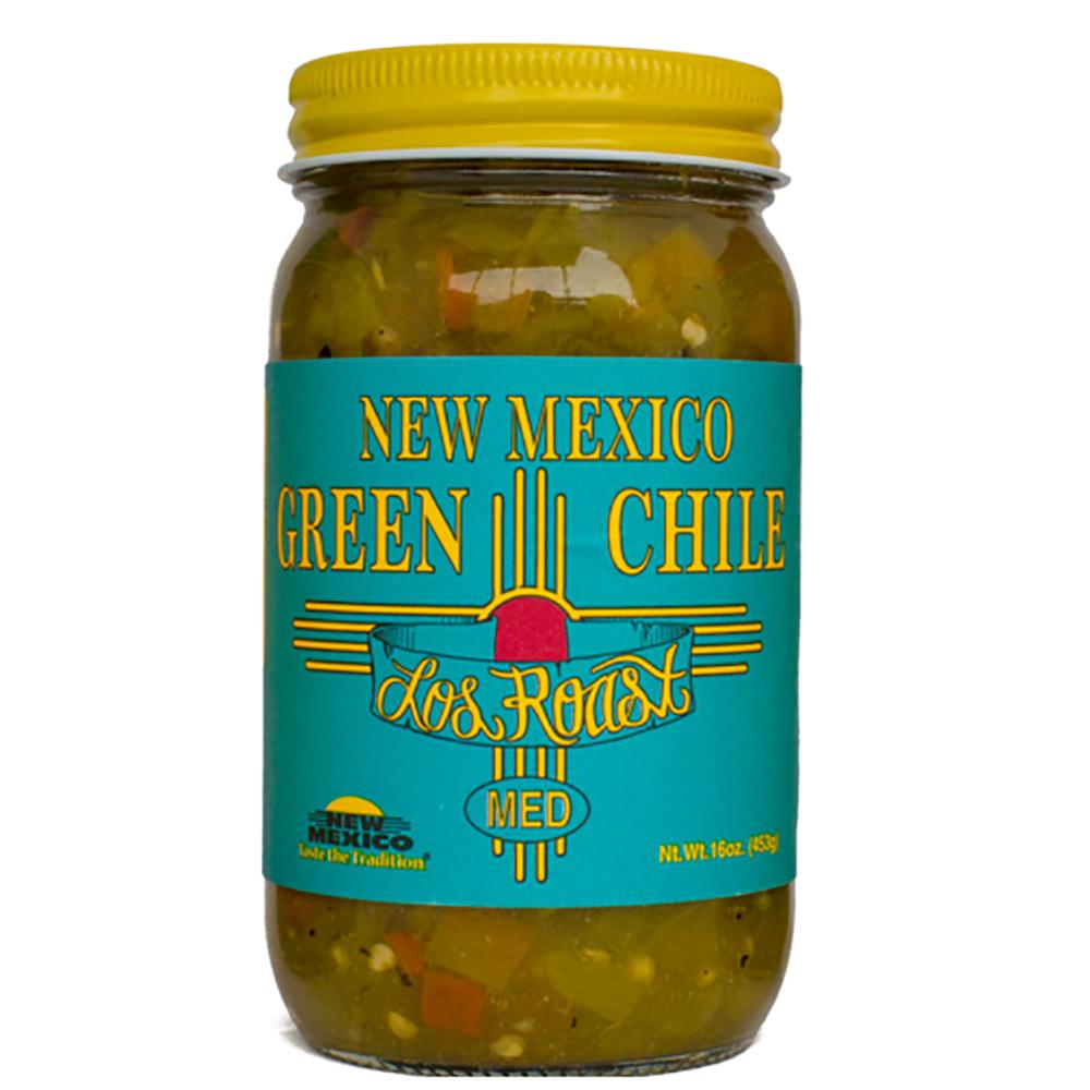 MEDIUM GREEN CHILE