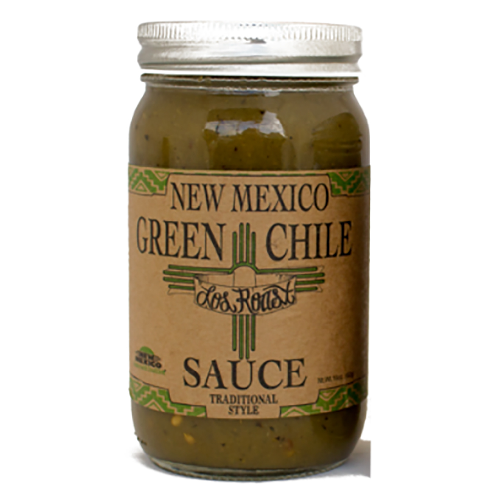 TRADITIONAL NM GREEN CHILE SAUCE