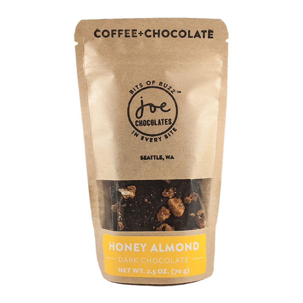 COFFEE HONEY ALMOND CHOCOLATE