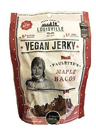 MAPLE BACON VEGAN JERKY