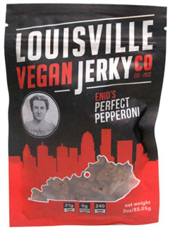 PERFECT PEPPERONI VEGAN JERKY