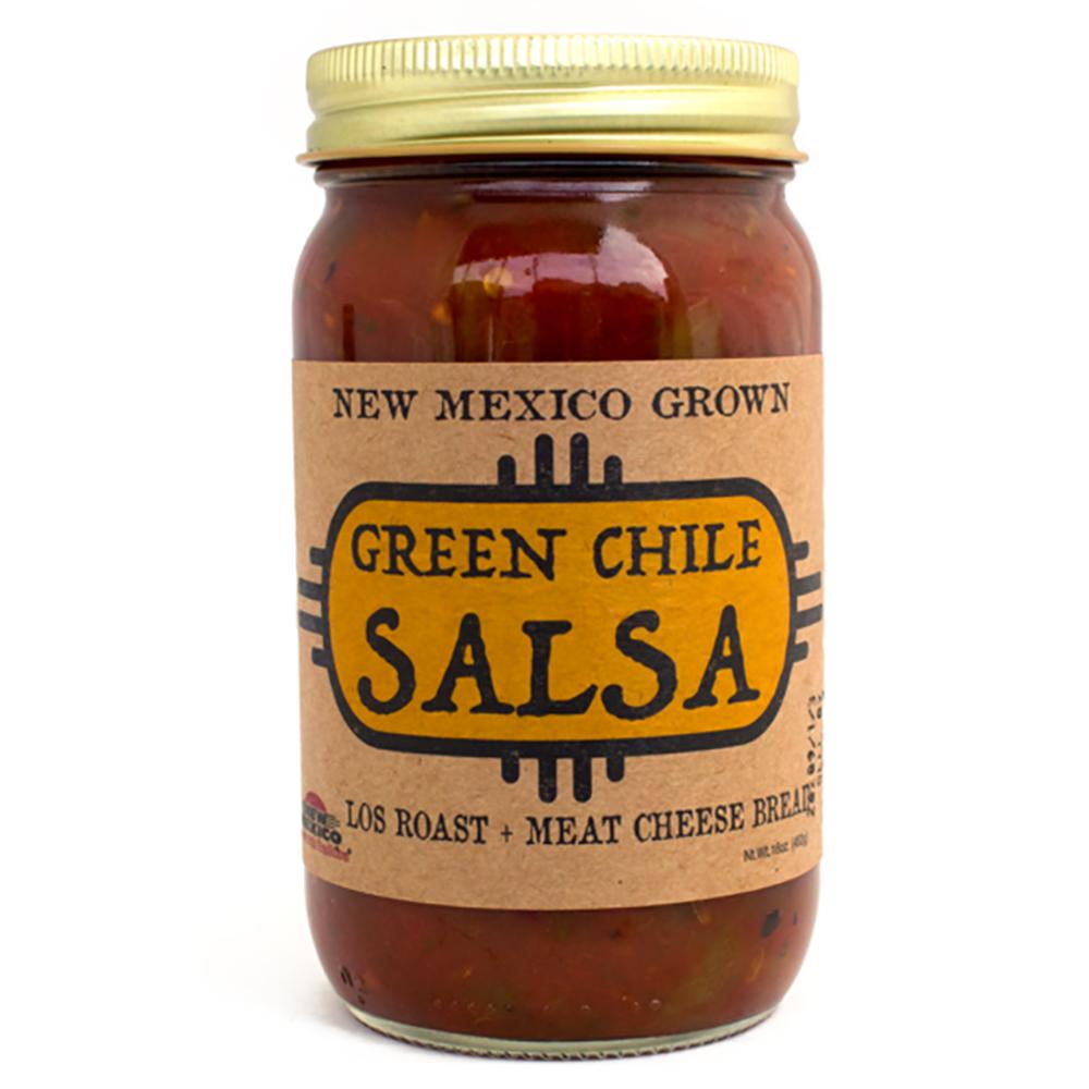 NM GREEN CHILI SALSA