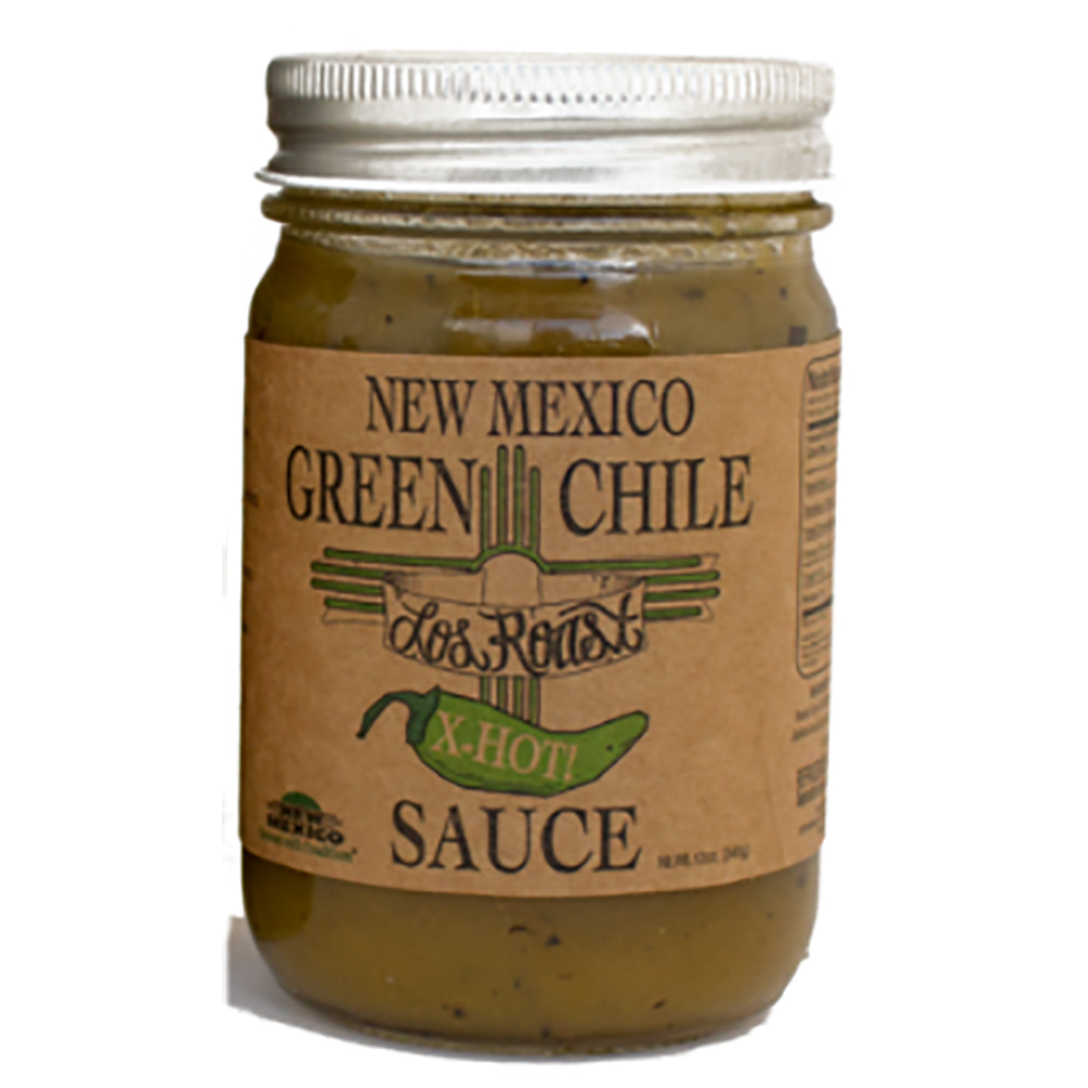XTRA HOT NM GREEN CHILE SAUCE