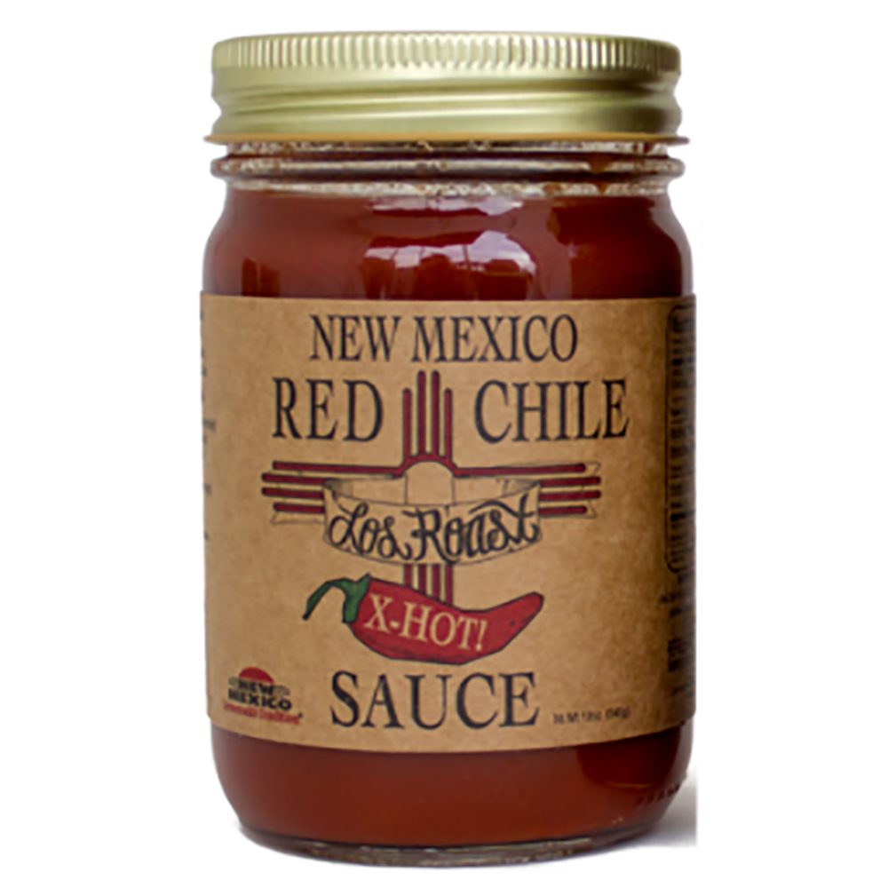 XTRA HOT RED NM CHILE SAUCE