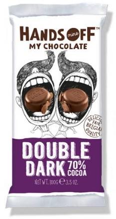 DOUBLE DARK CHOCOLATE BAR