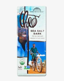 SEA SALT 70% DARK BAR