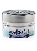 PACIFIC NW SNOWFLAKE SALT