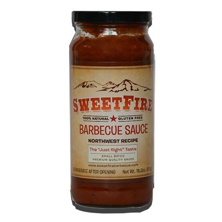 SWEETFIRE BBQ SAUCE