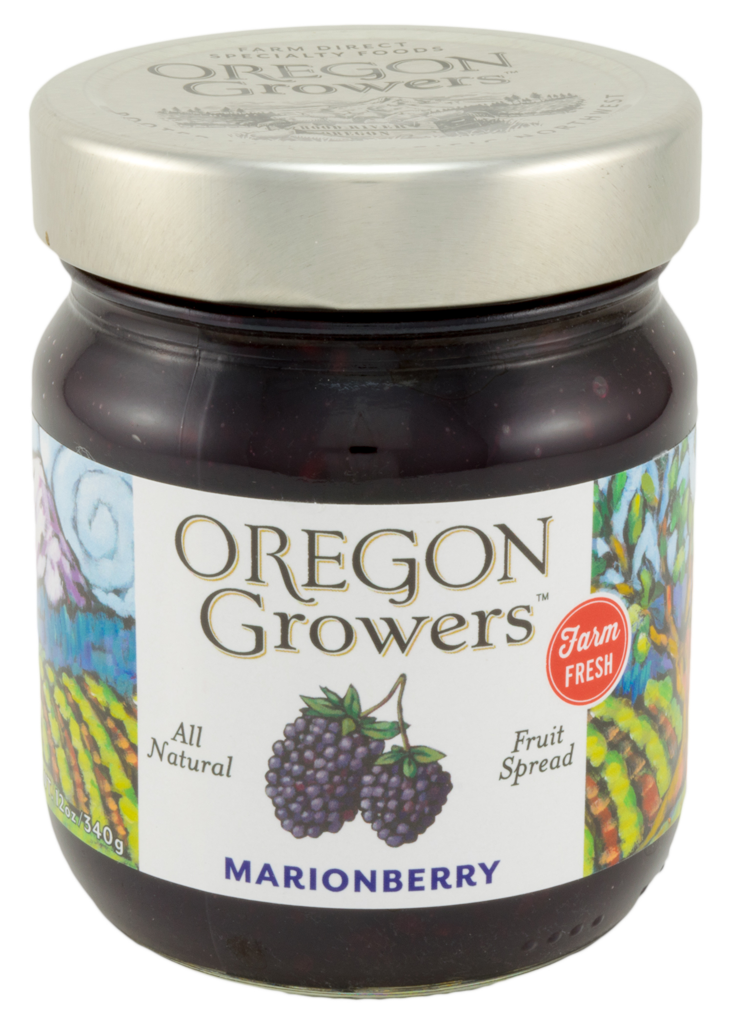 MARIONBERRY FRUIT SPREAD