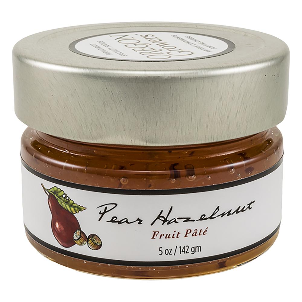 PEAR & HAZELNUT FRUIT PATE