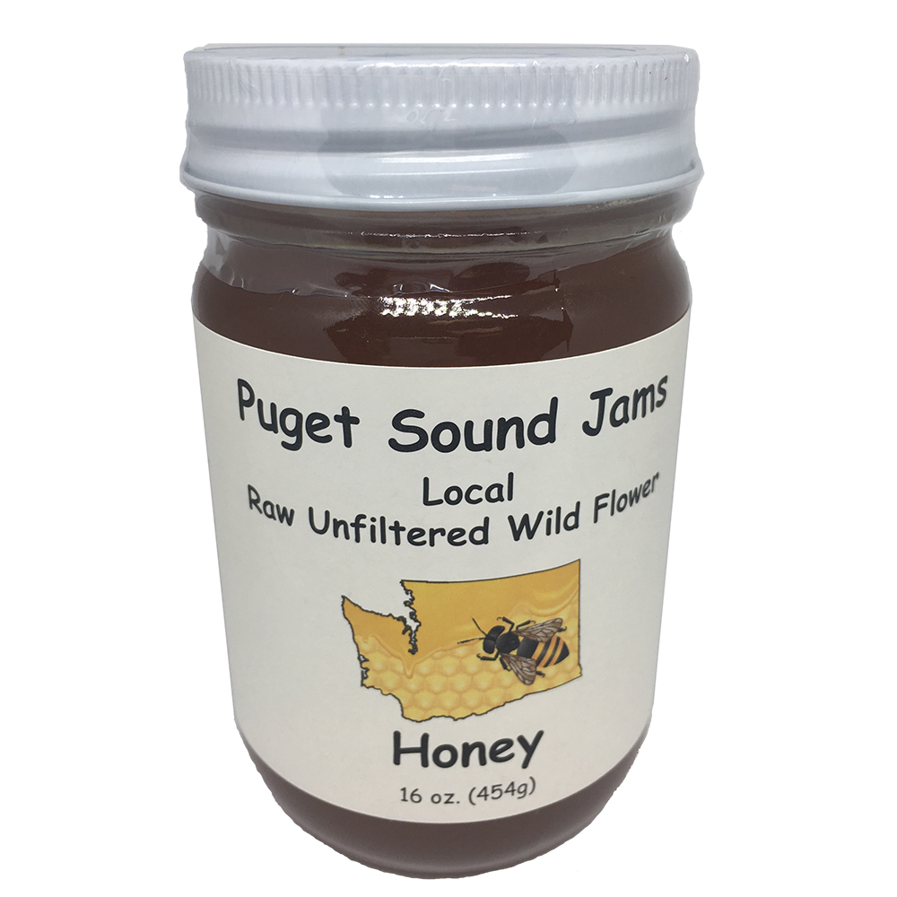 PUGET SOUND HONEY