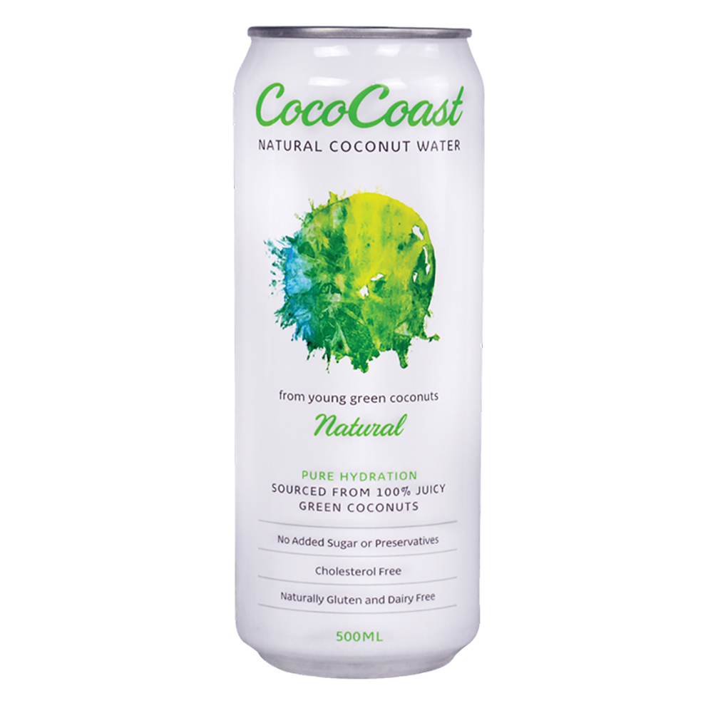 NATURAL FLAVOR COCONUT WATER